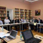 Заседание экспертного совета программы READ