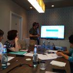 Состоялась встреча рабочей группы международного исследования IRSA